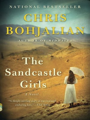 cover image of The Sandcastle Girls